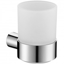 Wall Mounted Tumbler Holder Chrome