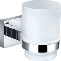 Tumbler Holder with Square Bracket Chrome