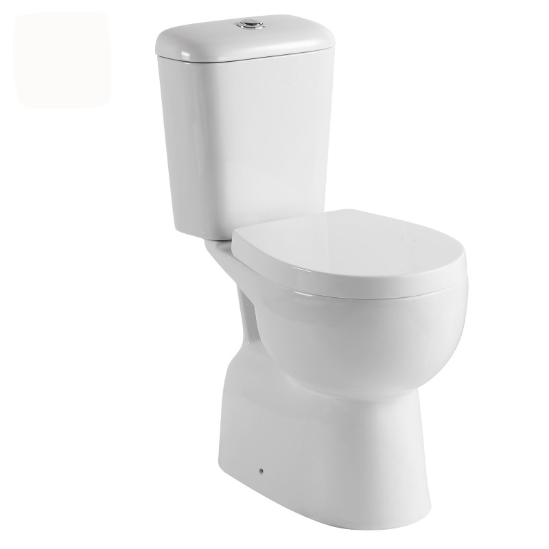 620x350x860mm Special Care Ambulant Toilet Suite Bottom Inlet PD-AB019