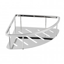 Bathroom Chrome Stainless Steel Shower Caddy Shelf