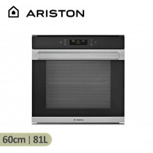 Ariston 60cm Multi-Function Built In Pyrolytic Oven