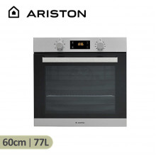 Ariston 60cm Built In Oven with Diamond Clean