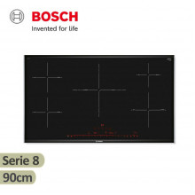 Bosch Series 8 90cm 5 Zone Induction Cooktop