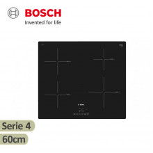 Bosch Series 4 60cm 4 Zone Induction Cooktop