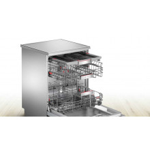 Bosch Serie 8 ActiveWater 60cm Stainless Steel free-standing dishwasher