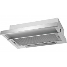 Chef Stainless Steel Slideout Rangehood with Auto Activated Push-Pull Controls