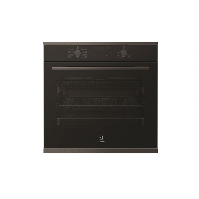 Electrolux 60cm 80L Build-in 8 Multifunction Oven