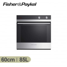 FISHER & PAYKEL 60cm 85L 5 Function Built-in Oven