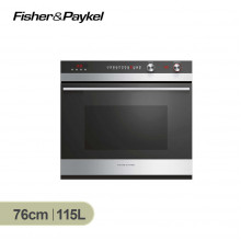 Fisher & Paykel 76cm 115L Pyrolytic Built-in Oven