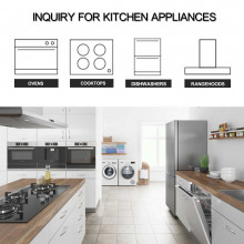 Kitchen Appliances Inquiry - the Best Prices in Australia