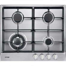 Omega 60cm 4 Burner Gas Cooktop