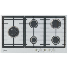 Omega 90cm 5 Burner Gas Cooktop
