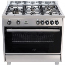 Omega 90cm Freestanding Dual Fuel Oven/Stove