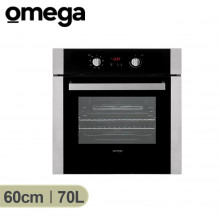 Omega 60cm 8 Function Pyrolytic Wall Oven