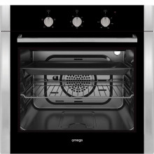 Omega 60cm 4 Function Electric Wall Oven