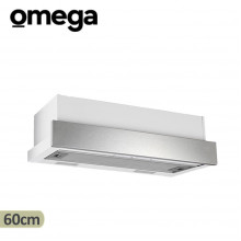 Omega 60cm Slide-out Rangehood