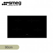 Smeg 90cm Built in Black Ceramic Cooktop