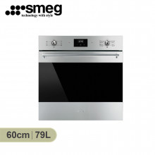 Smeg 60cm Classic Thermoseal Pyrolytic Oven with DIGIscreen