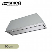 Smeg 90cm Undermount Stainless Steel Rangehood