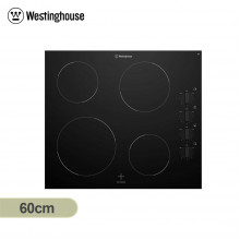 Westinghouse 60cm 4 Zone Ceramic Cooktop with Knob Control
