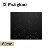 Westinghouse 60cm 4 Zone Ceramic Cooktop with Triple Variable Zone