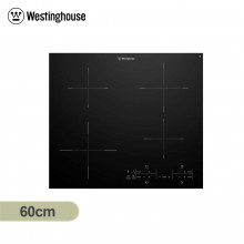 Westinghouse 60cm 4 Zone Induction Cooktop with Hob2Hood
