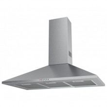 Westinghouse 90cm Stainless Steel Canopy Rangehood with Push Button Control