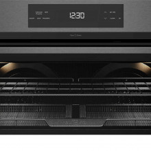 Westinghouse 90cm 125L Dark Stainless Steel Pyrolytic Buit in Oven with AirFry