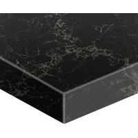 Stone top for above counter ceramic basins 600 750 900 1200 1500 1800mm x460x40mm Marquina Vanilla Noir for Wall Hung Vanity
