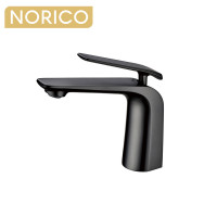Norico Esperia Gunmetal Grey Solid Brass Mixer Tap for basins