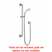 Special Care Accessible Handheld Shower Kit No Grab Rail