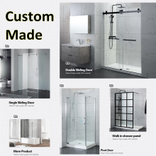 Shower Screen Custom Made Professional Cost-effective
