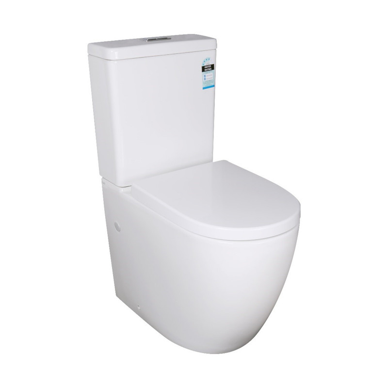 Tornado Ambulant Toilet Suite Ceramic Back To Wall kdk027