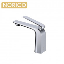 Norico Esperia Chrome Solid Brass Mixer Tap for basins
