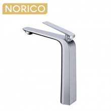 Norico Esperia Chome Solid Brass Tall Mixer for basins