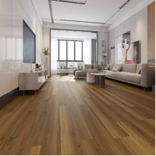 Hybrid Flooring Australian Spotted Gum Premium Surface 9mm Thickness for Indoor Usage 5 pieces per box