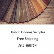 Request Colour Samples of Hybrid Flooring For Checking the Colours and Quality