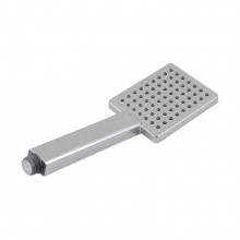 Square Chrome ABS Handheld Shower Spray Only