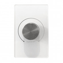 Z-Wave Wall-mounted Dimmable Switch Neutral White