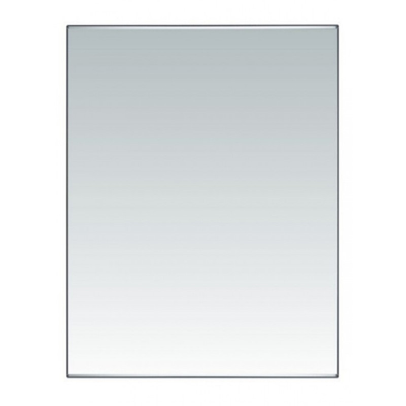600x750mm Plain Bathroom Mirror Bevel Edge BM6075