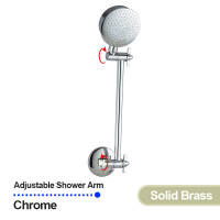 All Direction Shower Head Chrome