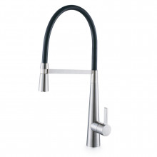 Luxa 360° Swivel Chrome Kitchen Sink Mixer Tap Hot & Cold Tap