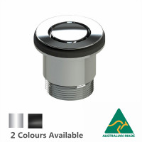 40mm Bath Pop Down Waste No Overflow - Chrome /..