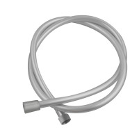 1500mm Brushed Nickel PVC Shower Hose