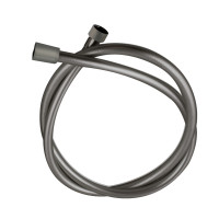 1500mm Gunmetal Grey PVC Shower Hose