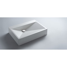 615x445x130mm Above Counter Basin White or Black Glossy Bathroom Wash ..