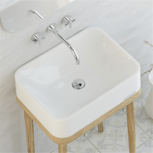 545x415x130mm SeeRose Above Counter Basin White or Black Glossy Wash B..