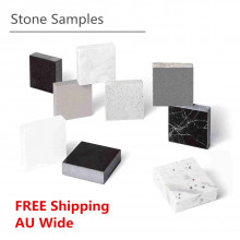 Request Colour Samples of Stone Tops For Checking the Colours and Quality