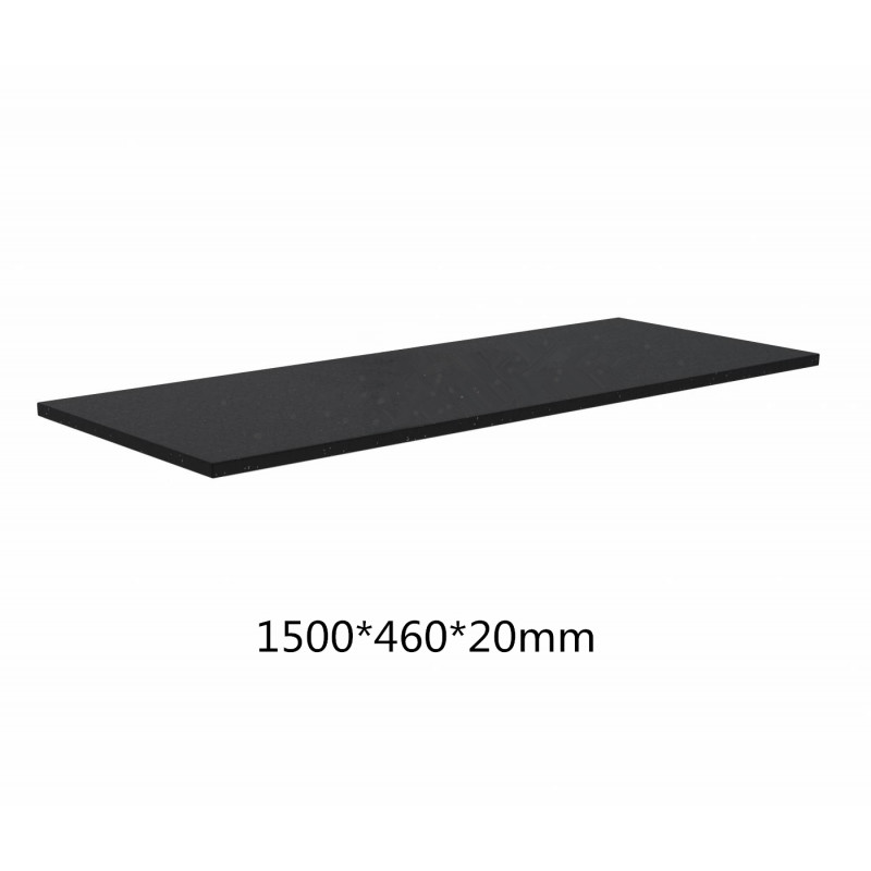 Galaxy Black Stone top for above counter ceramic basins