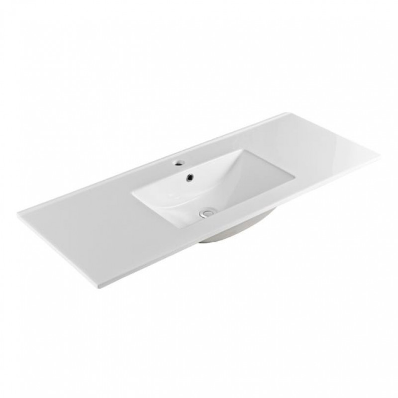 1200mm Vanity Wall Hung Glossy White PC1200-WH-Cab